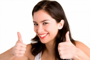 woman-gives-thumbs-up-300x199